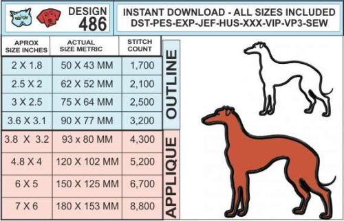 greyhound-embroidery-applique-designs-set-infochart
