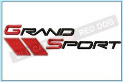 Corvette-grand-sport-embroidery-logo-blucatreddog