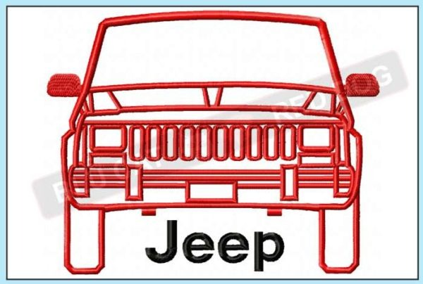 Jeep-cherokee-embroidery-outline-blucatreddog.is