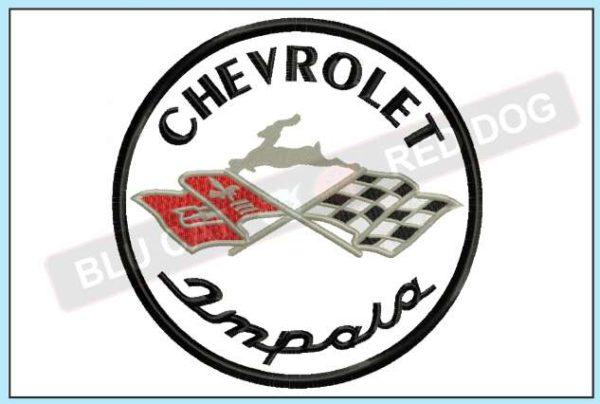 chevrolet-impala-applique-logo-blucatreddog.is