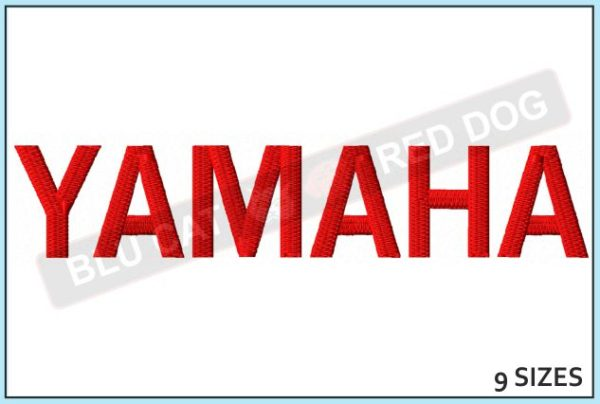 yamaha-name-embroidery-design-blucatreddog.is