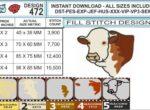 hereford-bull-embroidery-design-infochart-INFOCHART