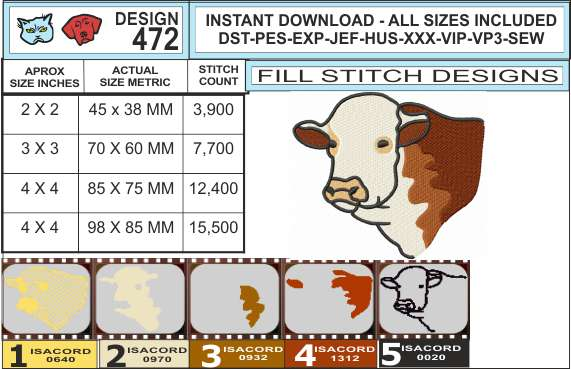 hereford-cow-embroidery-design-INFOCHART