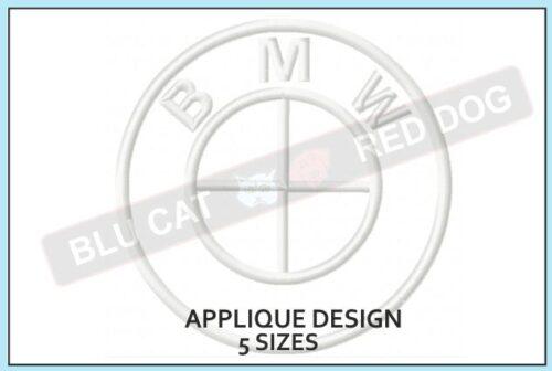 BMW-embroidery-applique-design-blucatreddog.is