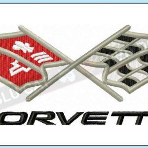 corvette-c3-embroidery-logo-blucatreddog