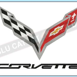 corvette-c7-large-embroidery-blucatreddog
