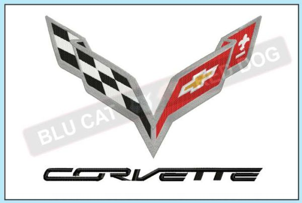 corvette-c7-large-format-embroidery-blucatreddog