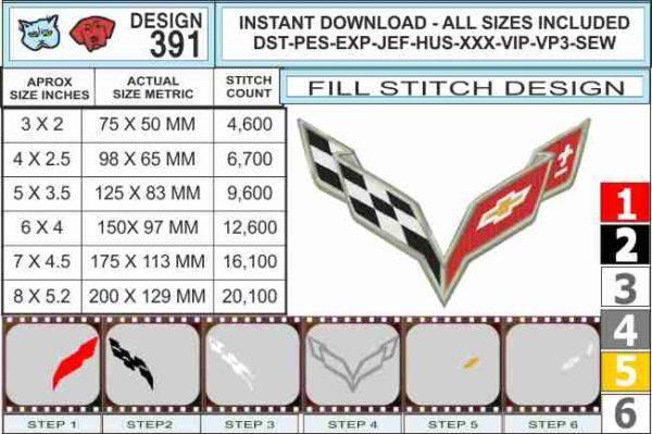 corvette-c7-embroidery-design-spec
