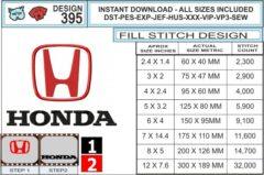 honda-embroidery-logo-infochart