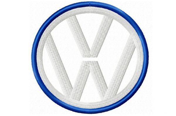 VW-Volkswagon-Logo-applique-design