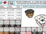 rottweiler-head-applique-design-INFOCHART