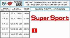 chevelle-supersport-embroidery-design-infochart