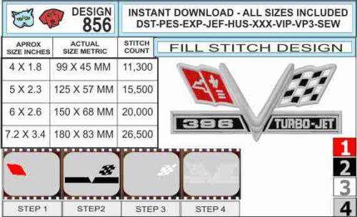 chevelle-turbojet-embroidery-design-infochart