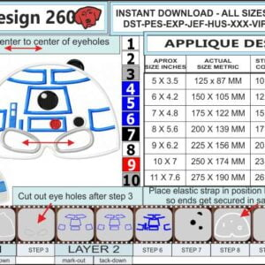 r2d2-embroidery-mask-design-infochart