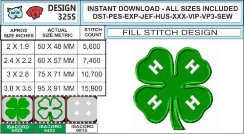 4h-club-embroidery-design-INFOCHART