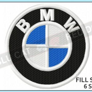 BMW-embroidery-design-blucatreddog.is