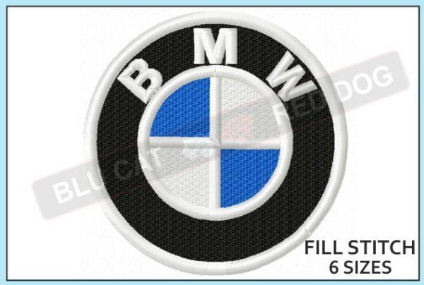 BMW-embroidery-design-blucatreddog.is