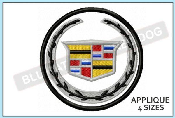 cadillac-logo-applique-design-blucatreddog.is