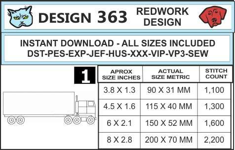 container-truck-embroidery-redwork-design-infochart