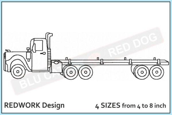 flatbed-truck-embroidery-redwork-design-blucatreddog.is