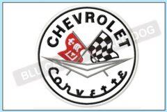 corvette-c1-embroidery-logo-blucatreddog