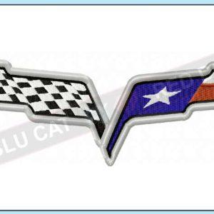 Corvette-texas-embroidery-design-blucatreddog