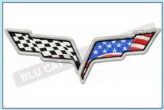 Corvette-usa-embroidery-design-blucatreddog