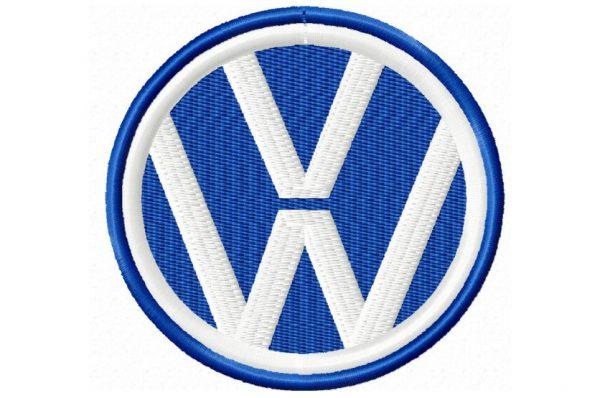 VW-Volkswagon-Logo-Embroidery-design