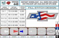 chevy-usa-embroidery-design-infochart