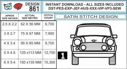 mini-cooper-vintage-outline-embroidery-design-infochart