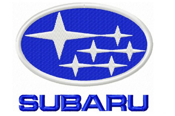 Subaru-Logo-Embroidery-design