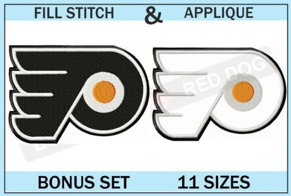 philadelphia-flyers-embroidery-logo-set-blucatreddog.is