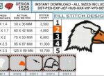 eagle-head-embroidery-design-infochart
