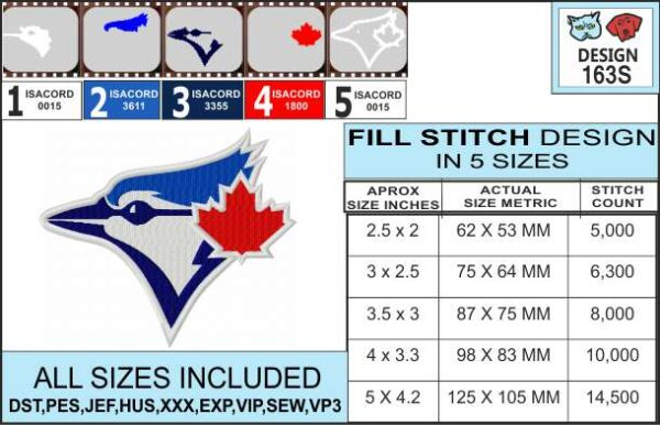 toronto-blue-jays-embroidery-design