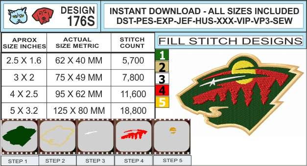 minnesota-wild-embroidery-design-infochart