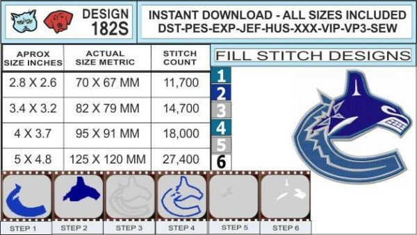 vancouver-canucks-embroidery-design-infochart