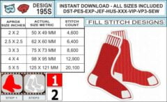 boston-red-sox-embroidery-design-infochart