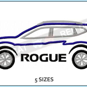 nissan-rogue-embroidery-design-blucatreddog.is