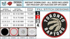 toronto-raptors-embroidery-design-infochart