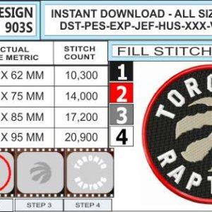 toronto-raptors-embroidery-design-infochart