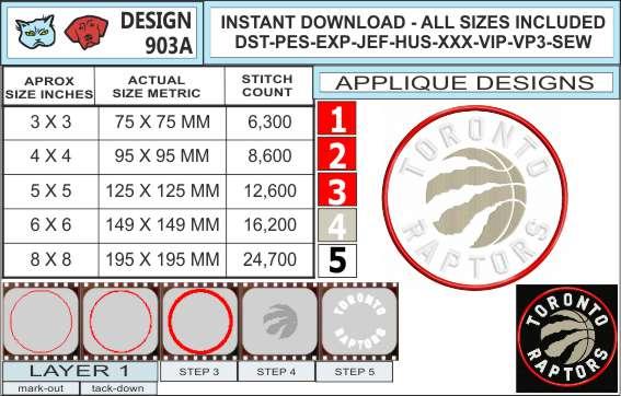 toronto-raptors-applique-design-infochart