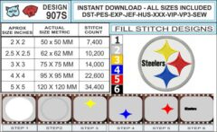 Pittsburgh-steelers-embroidery-design-infochart
