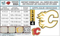 calgary-flames-applique-design-infochart
