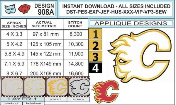 calgary-flames-applique-design-infochart