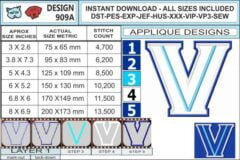 villanova-applique-design-infochart