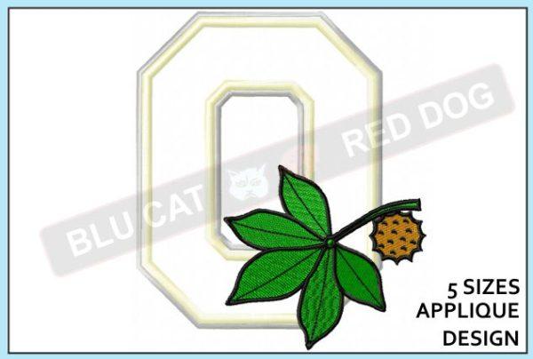 Ohio-state-buckeyes-embroidery-logo-blucatreddog.is