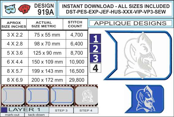 blue-devil-applique-design-infochart-blucatreddog.is