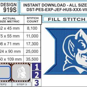 blue-devil-embroidery-design-infochart