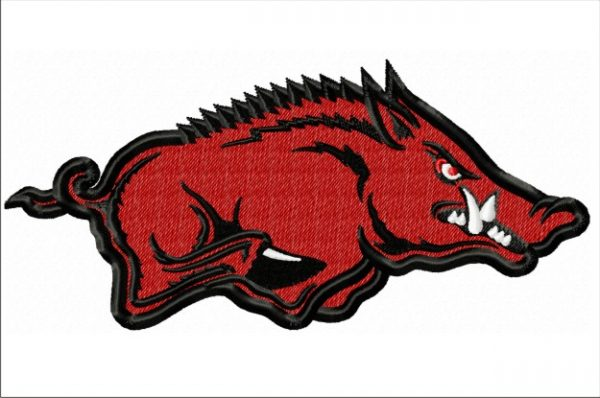 Arkansas-Razorbacks-logo-embroidery-designs