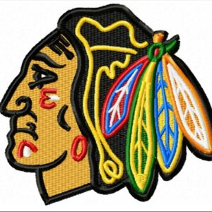Chicago-Blackhawks-logo-embroidery-designs